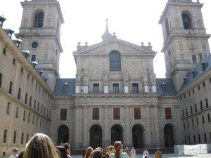 Royal Monestary of San Lorenzo del Escoria
