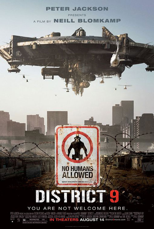 Peter Jackson's District 9 District_9_movie_poster14